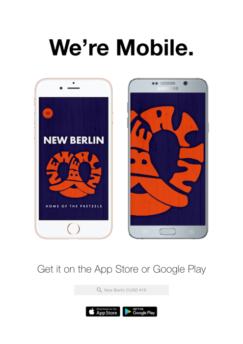 Shows New Berlin on App Store